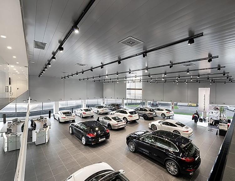 Centro Porsche Valencia